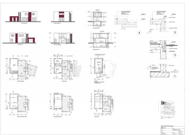 Uitbreiding woonhuis Echt